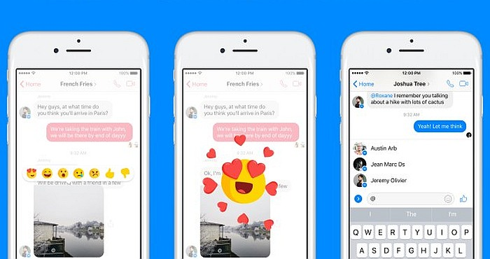 FB-messenger-APP